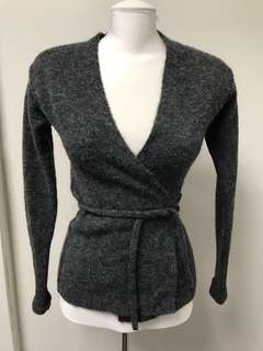 Wilfred Gigi Sweater Dark Grey
