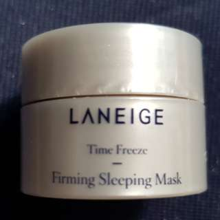 New 10ml Laneige Firming Sleeping Mask
