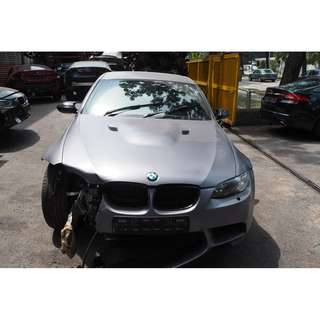 ORIGINAL USED BMW E90 LCI M3 2010 MODEL PARTS FOR SALE (07001)