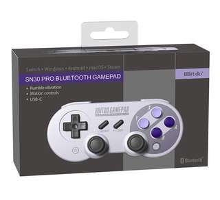 8bitdo wireless controller for Nintendo switch, pc, android, mac