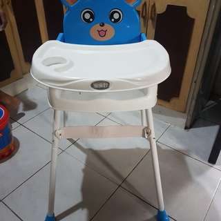 4 in 1 multifunctional baby high chair