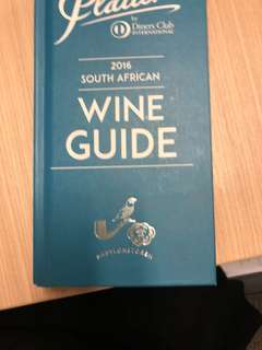 Platter's South Africa wine guide 2016
