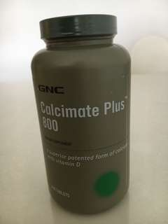 GNC Calcimate Plus 800