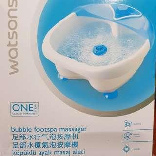 Watsons Bubble Footspa Massager