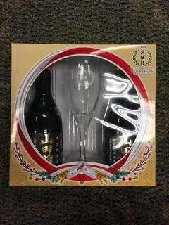 月佳冠山田錦特別純米酒禮盒裝 Gekkeikan Sake Gift Pack