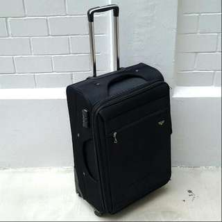 "Amco 26.5"" Spin 4 Wheel Luggage Bag"