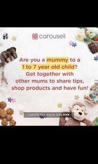 Carousell Mummies Get Together