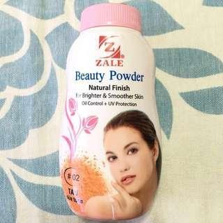 ✨ REPRICED ✨ ZALE Beauty Powder (#02 TAN)
