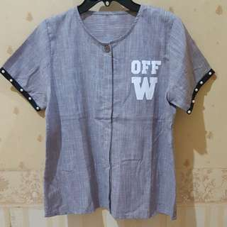 Off-W Blouse