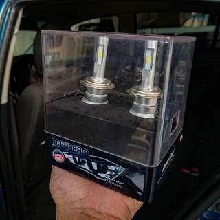 Buddies Club LED H7 headlamp bulb.
