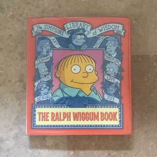 The Simpsons | The Ralph Wiggum Book