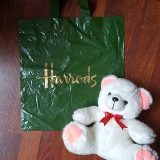 authentic harrods teddy bear toy for kids