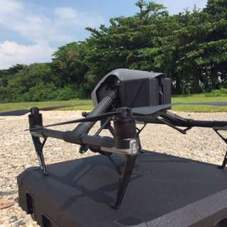 DJI INSPIRE 2 + X5S CAMERA DRONE
