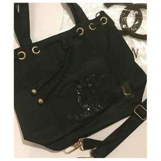 全新【CHANEL】Makeup Gift手袋 專櫃贈品(兩用) 斜咩袋 手提袋 Crossbody Bag Handbag