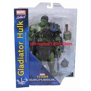 [PO] Diamond Select Toys Marvel Select Thor: Ragnarok - Gladiator Hulk