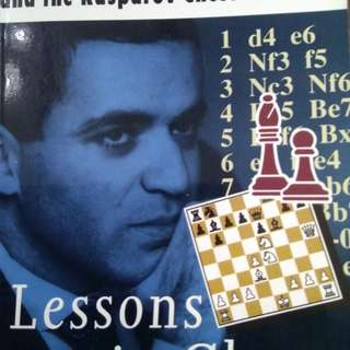 Garry Kasparov and the Kasparov Chess Academy: Lessons in Chess