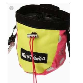 日本限定 Frapbois x Wild Thing Chalk Bag 多用途袋 apc net net bathing ape head porter