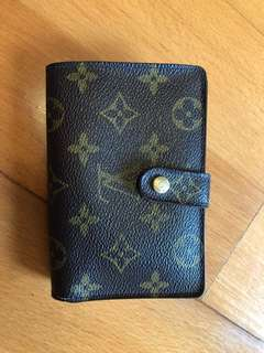 LV Wallet with coins compartment