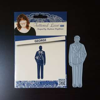 Tattered Lace George Dies