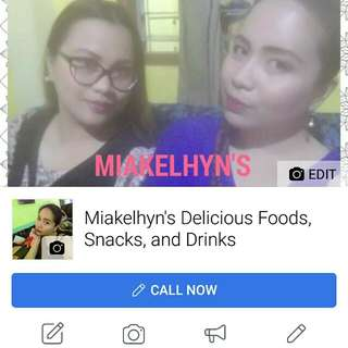 Miakelhyn's Foods, Snacks, and Drinks