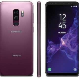 團購或批發全新行貨 Samsung Galaxy S9+ 原裝香港行貨 128GB 紫色 $6600