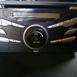 Axia G spec radio ori