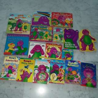 Barney Collection