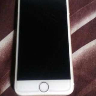 Hp iphone 6 64gb. Fullset, iclould aman, battery aman tidak boros, minus searching jaringan. Pemakaian masih bagus banget!