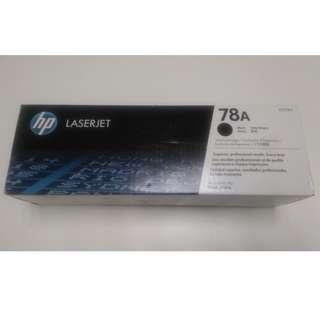 HP 78A laserjet cartridge toner ORIGINAL