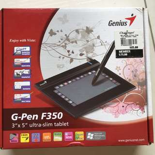 G-Pen ultra slim Table
