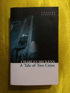 A Tale of Two Cities - Charles Dickens [English]