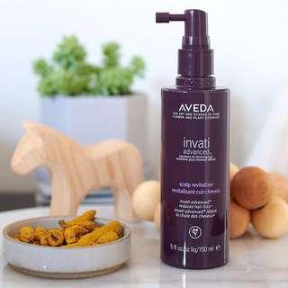 Aveda invati advanced 強韌髮質護髮素
