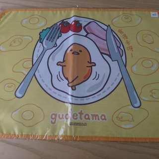 蛋黃哥布餐墊(兩個款)