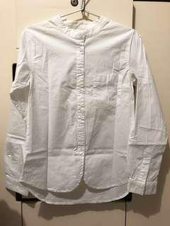 白色恤衫 #文青 #上衣 #全新