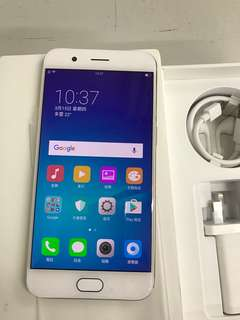 Oppo R11 4GB 64GB Dual Gold(screen have one spot sratche)