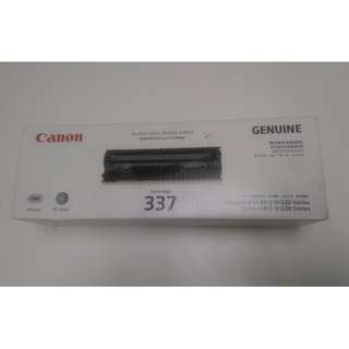 Original Canon 337 toner Cartridge