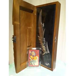 JA (霸刀) 武器屋 之 诸天 限量版 0616 / 6000