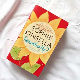 Remember Me? By Sophie Kinsella  (REPRICED)