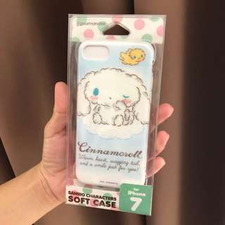 Authentic Cinnamoroll Case from Japan for the iPhone 7/8