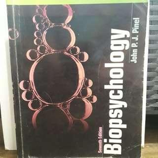 Biopsychology 7th Edition by John P.J. Pinel