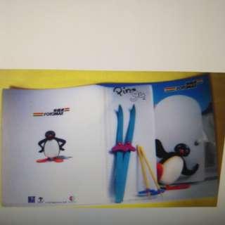 Pingu 絕版4R相簿