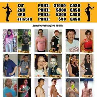 Weight Loss Contest