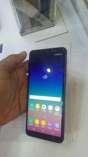 Samsung Galaxy A8+ dijual Credit
