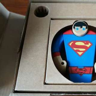 DC Collectibles Superman Wooden Figure