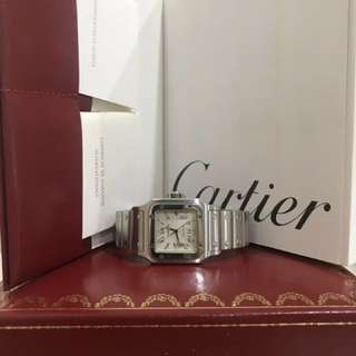 Cartier Santos Galbee (Price In Listing)
