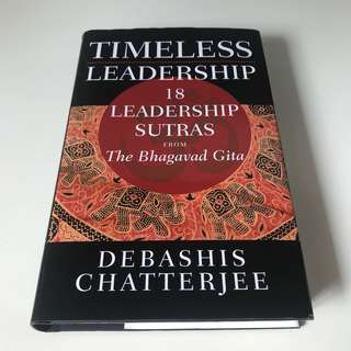 Timeless Leadership