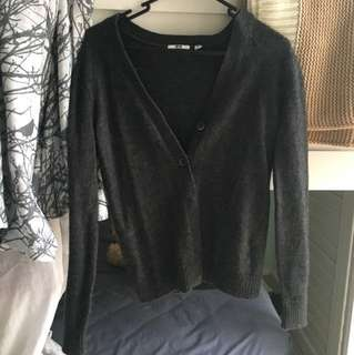 Uniqlo Wool Knitted Cardigan