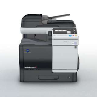 Konica Minolta Bizhub C3351 Copier Machine