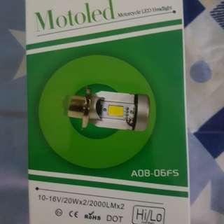 MotoLED H4