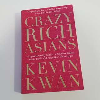 Crazy Rich Asians-Kewin Kwan